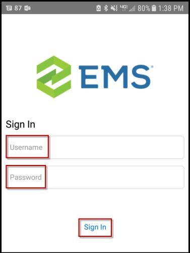 Log In, Reset Password or Create An Account