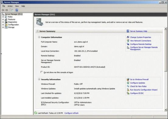 Best Practices: Setting Up Your Web Server 2012 or 2012R2