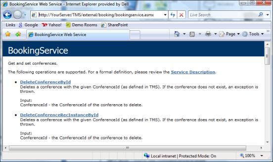 Configure the EMS - Cisco TMS Interface
